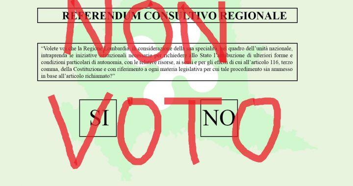 I Verdi non votano